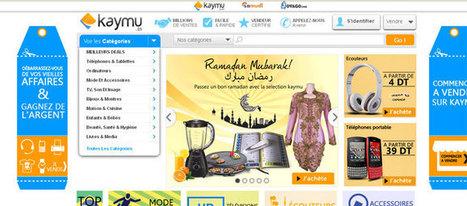 e-Commerce : la Marketplace Kaymu.tn s'installe en Tunisie   Online Marketplace   Scoop.it