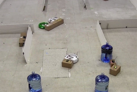 MIT Robots Adapt and Collaborate Under Real World Conditions - IEEE Spectrum | machinelike | Scoop.it