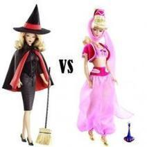 Jeannie vs Samantha: Who is More Powerful? | Wish List Gifts | Scoop.it