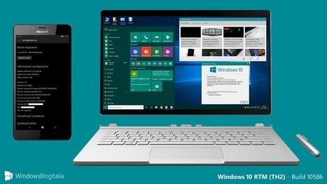 Avvistata la Build 10586.550 di Windows 10 e Windows 10 Mobile | sistemi operativi | Scoop.it