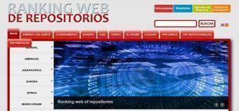 Visibilidad e impacto de la producción científica en acceso abierto: Ranking Web de Repositorios Educativos | Open Acces | Scoop.it