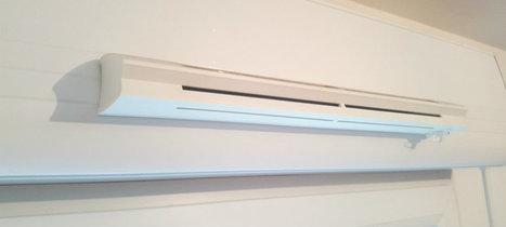 Poser une grille d'aération fenêtre | Fenêtre | Scoop.it