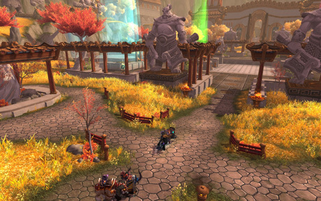 Teach At-Risk Students in Leadership and Language Arts with. . . World of Warcraft? | Tech Integration (Edutopia) | Scoop.it