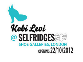 Kobi Levi- Footwear Design | EDVproduct scrapbook | Scoop.it