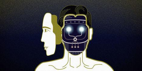 Des robots conversationnels aspirent la personnalité humaine | Une nouvelle civilisation de Robots | Scoop.it