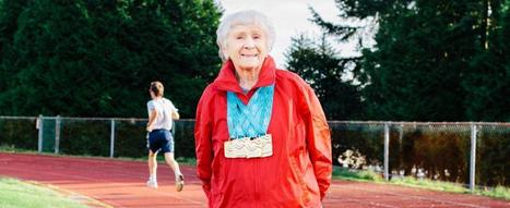 Go-Go Grandma and The Killer TV - Lessons From Olga Kotelko on Staying Active | This Gives Me Hope | Scoop.it
