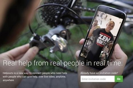Google Helpouts   noticias de tecnologia   Scoop.it