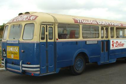 Un bus nantais classé monument historique | European common heritage | Scoop.it