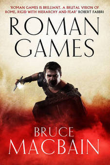 Review - Roman Games by Bruce Macbain | Books and eLearning | Scoop.it