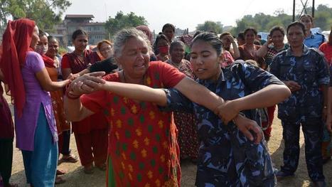 Népal : des cours d'autodéfense pour des femmes réfugiées | A Voice of Our Own | Scoop.it