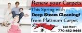 Carpet Cleaning Atlanta Company Platinum Carpet Systems Announces ... - SBWire (press release) | Carpet Cleaning Atlanta | Scoop.it
