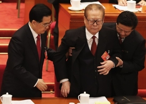 The fatal car crash that altered China's change of leadership | Change Leadership Watch | Scoop.it