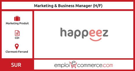 [CDI] Marketing et Business Manager (H/F) - Clermont-ferrand | Communauté du e-commerce | Scoop.it