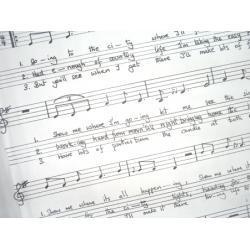How To Write Memorable Song Lyrics | A Musical Life | Scoop.it