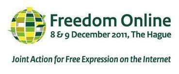 Freedom Online, 8 & 9 December 2011, The Hague | MinBuZa.nl | Web 2.0 et société | Scoop.it