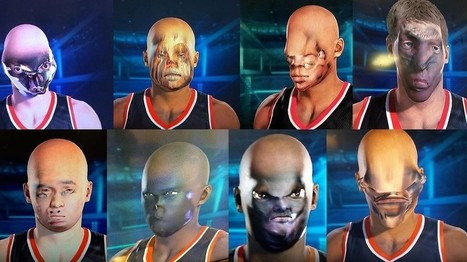 Scanning Your Face Into NBA 2K15 Is Kind of Hard - Operation Sports | CLOVER ENTERPRISES ''THE ENTERTAINMENT OF CHOICE'' | Scoop.it