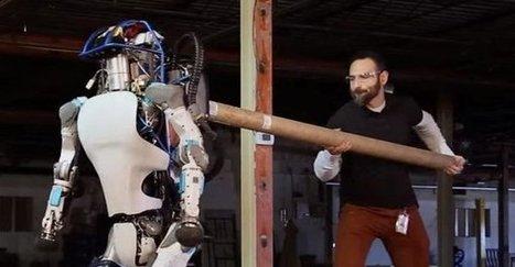 Google voudrait se débarrasser des robots de Boston Dynamics | Post-Sapiens, les êtres technologiques | Scoop.it