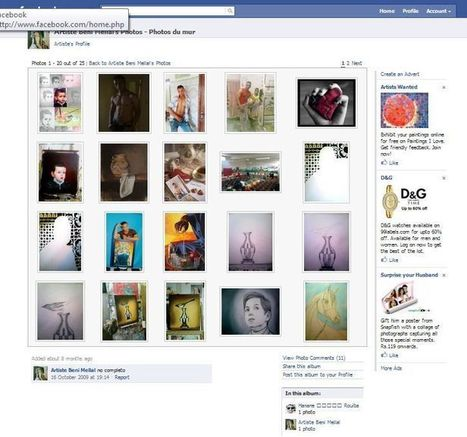 "How I Stopped a ""Copycat Artist"" on Facebook 