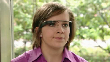 Point Park University Experimenting With Google Glass High-Tech Specs - CBS Local | Wearable technology | Scoop.it
