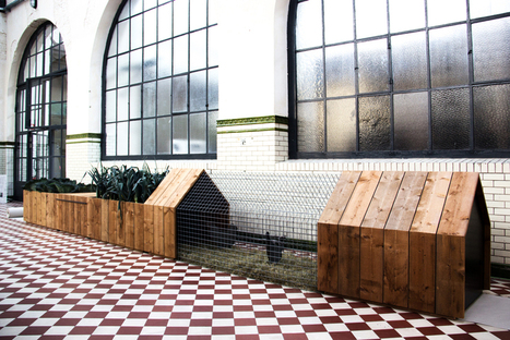 Modular Chicken Coop and Garden | Agronautas [NRU] Nuevas Realidades Urbanas | Scoop.it