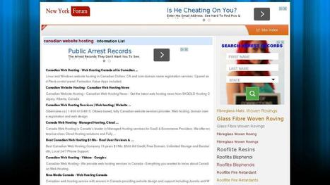 canadian website hosting - DashWebApps | Web hosting | Scoop.it