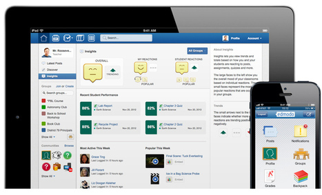 Edmodo | About | Web 2.0 Classroom Tools + MOBILE APPS! | Scoop.it