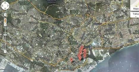 La Catedral de Sevilla, el Alcázar de Toledo y el Parc Güell, por fin en Google Maps | Visto en la Web | Scoop.it