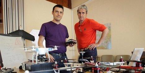 une école pour piloter des drones - Sud Ouest   drone   Scoop.it