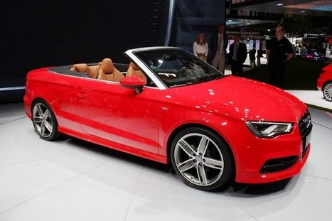 2015 Audi A3 Underestimated Review and Specs | Best Car In The World | Scoop.it