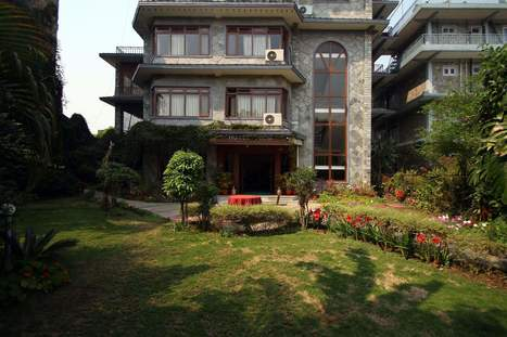 Our Beautiful Home For The 200 Hour Yoga Teacher Training In Nepal | Yoga and Meditation | Scoop.it