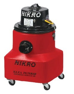 WP10088 - Nikro 10 Gallon Wet/Dry Professional Vacuum   Janitorial and Restoration Supplies   Scoop.it