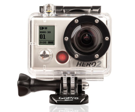 GoPro launches HD Hero2 helmet cam, announces video streaming Wi-Fi pack for winter | Technology and Gadgets | Scoop.it