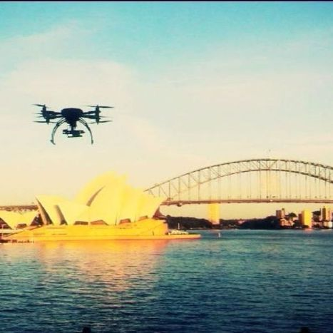 Drone journalism takes off | Online reporting tools and digital communication | Scoop.it