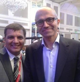 A Right, A Wrong, & Satya Nadella, Read the latest blog by our CEO, Arun Nathani http://goo.gl/6h2le2 | Cybage IT News | Scoop.it