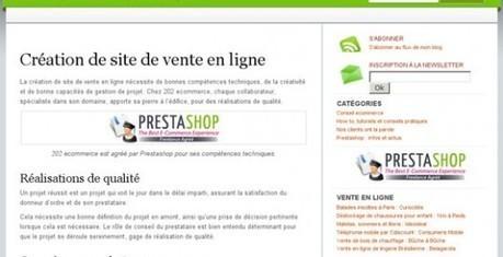 Créer un site e-commerce sous Prestashop | plateformes e-commerce Prestashop et Magento | Scoop.it