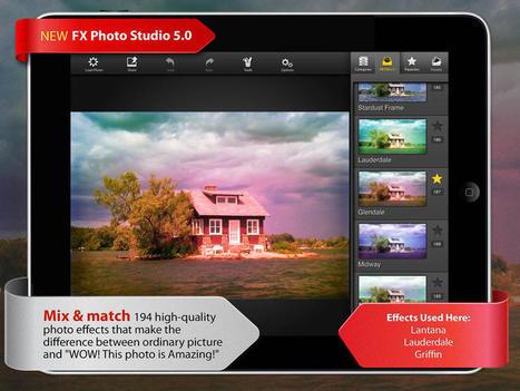 FX Photo Studio HD (Photography)   Instagram Tips and Tricks   Scoop.it
