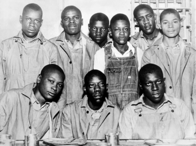 Facing down racism - Skyfall actor plays 'The Scottsboro Boys', a tale about ... - Jamaica Gleaner | Martyrs of the Civil Rights Movement | Scoop.it