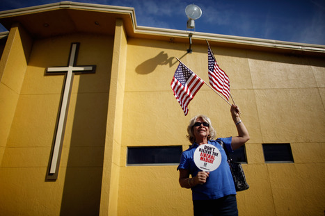 Christian ≠ Republican   Coffee Party Election Coverage   Scoop.it