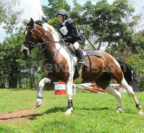 Kya and Zoe win Uganda's first equestrian competition - New Vision | Travel Uganda | Scoop.it