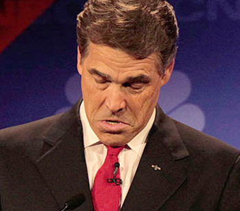 The Neuroscience of Rick Perry's 'Brain Freeze' | Disinformation | Philosophy and Science of Mind and Brain | Scoop.it