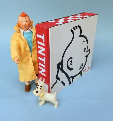 This beautiful Tintin tome is full of all wonderful things Herge | Books, Photo, Video and Film | Scoop.it