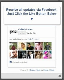 How to Add Facebook like box to Bogger ~ ChilloFy Blogging | what is blogging | Scoop.it