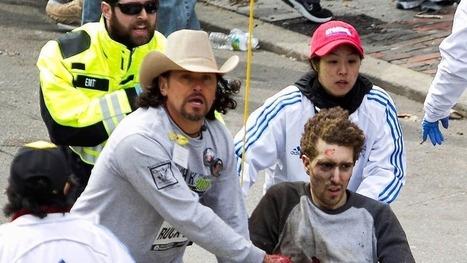 Internet Helps Boston Bomb Hero Pay for Health Insurance   Health Studies Updates   Scoop.it