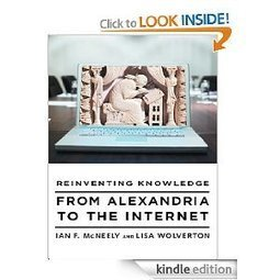 Reinventing Knowledge: From Alexandria to the Internet (Kennedy's Wars : Berlin, Cuba, Laos, and Vietnam) : Electrical Power Articles | Innovation and the knowledge economy | Scoop.it