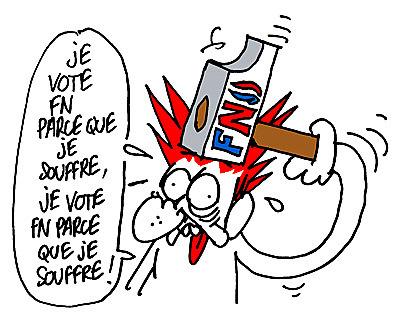 Où vote-t-on le plus FN à Marseille? | Intervalles | Scoop.it