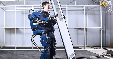 Hyundai is working on a real-life 'Aliens' exoskeleton | Discover Your Inner Geek | Scoop.it