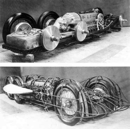 First Car to go over 700 km/h | The first things | Scoop.it