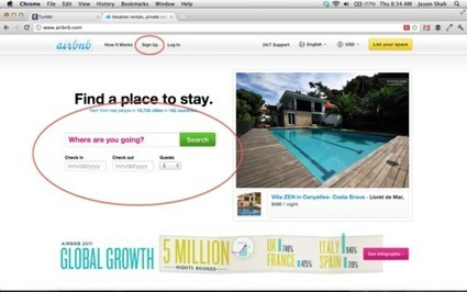 Jason Shah : Airbnb UX Wins and Losses | Design | Scoop.it
