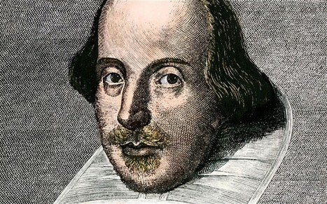 Six Words from Shakespeare for 2014 | New Words | Scoop.it
