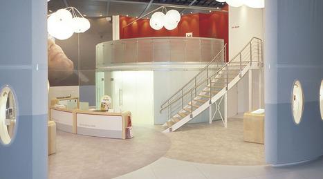 Toshiba | Exhibition Designers | Scoop.it
